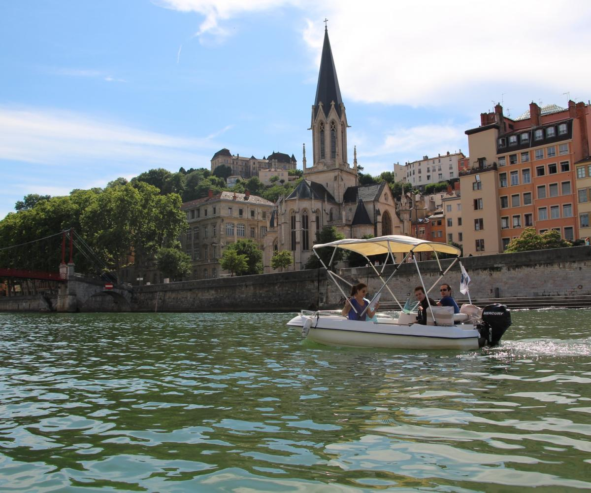 bateaux Lyon