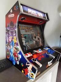 borne arcade lyon