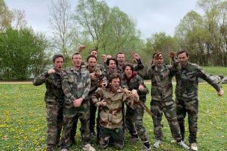7. EVG LYON - BOOT CAMP