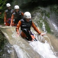canyoning lyon decouverte
